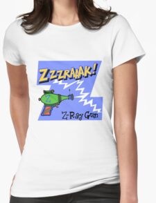 Raygun Z Womens Fitted T-Shirt