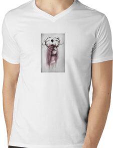 MLP Pinkamena Dysthymia Mens V-Neck T-Shirt