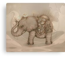 Magic Elephant Canvas Print