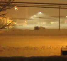 Snow Storm by Glenn Esau