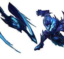 Draven SoulReaver League of Legends by Lingua94