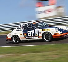 Porsche 911 state of art racing Zandvoort by vintagecars