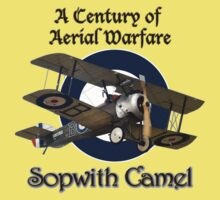 Sopwith Camel  A Century of Aerial Warfare One Piece - Short Sleeve