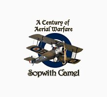 Sopwith Camel  A Century of Aerial Warfare T-Shirt