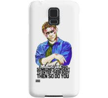 If Lucifer Needs Consent.. Samsung Galaxy Case/Skin