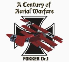 Fokker Dr.1 A Century of Aerial Warfare by Mil Merchant