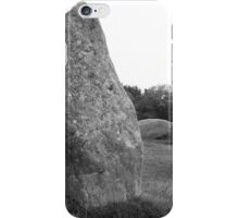 Castlerigg Stone Circle front iPhone Case/Skin