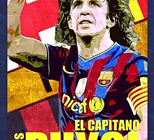 Puyol by johnsalonika84
