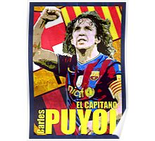 Puyol Poster