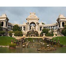 Palais Longchamp, Marseille, France (3x3 'panorama') Photographic Print