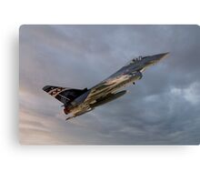 29(R) Squadron Typhoon 2014 Canvas Print