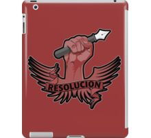 Viva la resolution! iPad Case/Skin