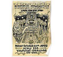 Freak Magnet Poster