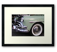 Old Hornet Framed Print