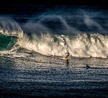 Bells Beach Surf by Russell Charters