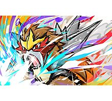 Entei | Sacred Fire Photographic Print
