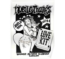 Nubile Thangs  Poster