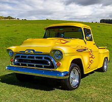 3100 Chevrolet by Keith Hawley