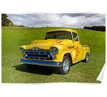 3100 Chevrolet Poster
