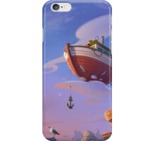 The Boat iPhone Case/Skin
