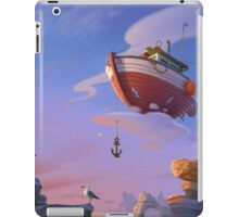 The Boat iPad Case/Skin