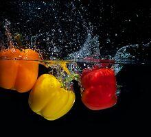 Splash! by Ray Green