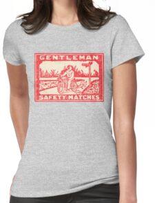 Matchbox Gentlemen Womens Fitted T-Shirt