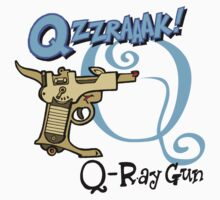 Raygun Q by johnkratovil