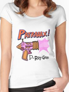 Raygun P Women's Fitted Scoop T-Shirt