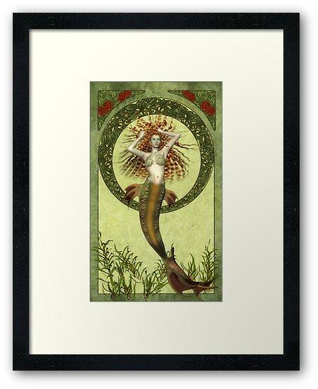 Atargatis by Rose Moxon