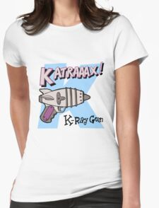 Raygun K Womens Fitted T-Shirt