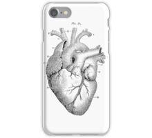Anatomical Heart iPhone Case/Skin