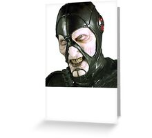 Scorpius Wormholes Greeting Card