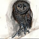 Upright Owl Act 1 by WoolleyWorld