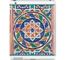 Azulejo chipionero iPad Case/Skin