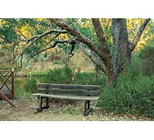 By the Blackwood, Bridgetown, Western Australia Photographic Print