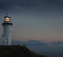 The Lighthouse by Mark Hayward