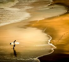Done Surfing by Russell Charters
