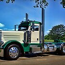 Peterbilt Semi Truck by TeeMack