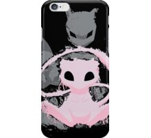 Mews Power iPhone Case/Skin