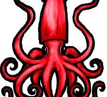 Squid by sealskinstudios