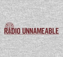 Radio Unnameable Kids Clothes