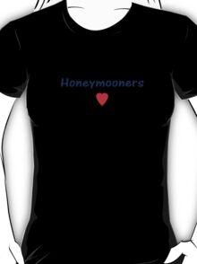 Just Married Honeymoon Tee - Honeymooners T-Shirt T-Shirt