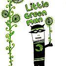 Little Green Man by Jo Conlon