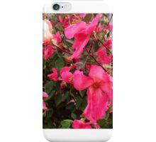rose patterns iPhone Case/Skin