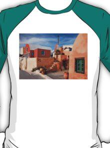 Foinikia village - Santorini island T-Shirt