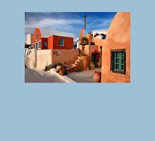 Foinikia village - Santorini island Unisex T-Shirt