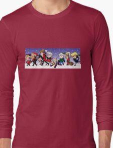 Yu-Gi-Oh! Christmas  Long Sleeve T-Shirt