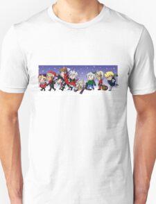 Yu-Gi-Oh! Christmas  Unisex T-Shirt