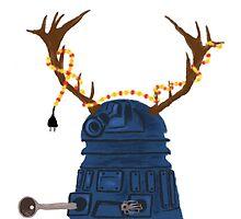 A Dalek Christmas by Maria Ilieva